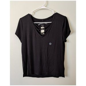 Cage front top from Aeropostale!